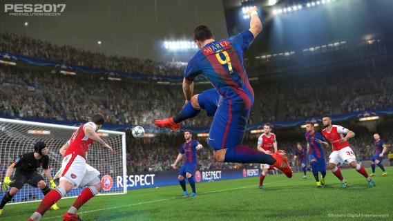 FIFA 17 vs Pro Evolution Soccer 2017 – porównanie gier
