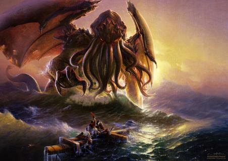 Mity Cthulhu H.P. Lovecrafta kanwą dla serialu