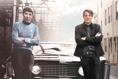 For the Love of Spock – oficjalny zwiastun dokumentu o Nimoyu