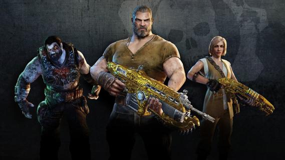 Ujawniono bonusy do przedpremierowych zamówień Gears of War 4