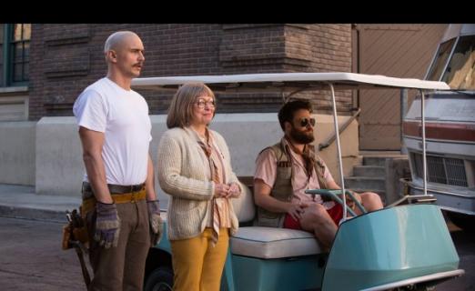 Zeroville - film Jamesa Franco z fatalnym wynikiem w Box Office