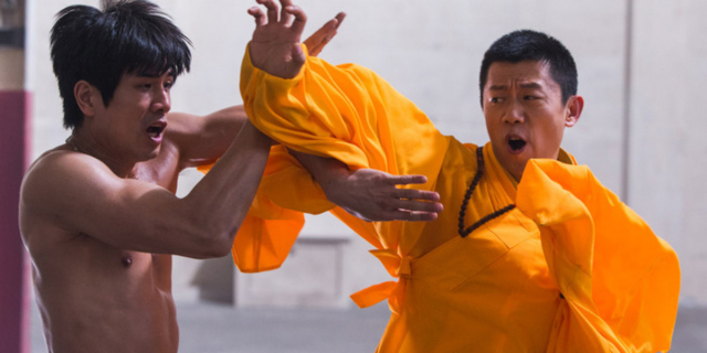 Birth of the Dragon – zobacz nowy zwiastun filmu o Brusie Lee