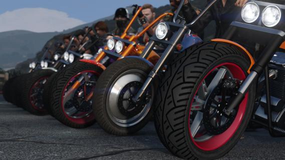 Motocyklowe gangi trafią do GTA Online