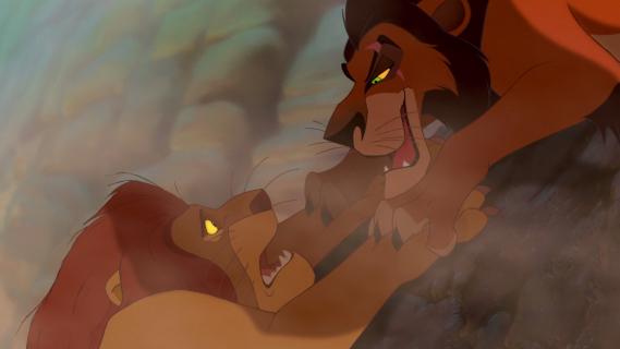 10 największych złoczyńców z bajek Disneya