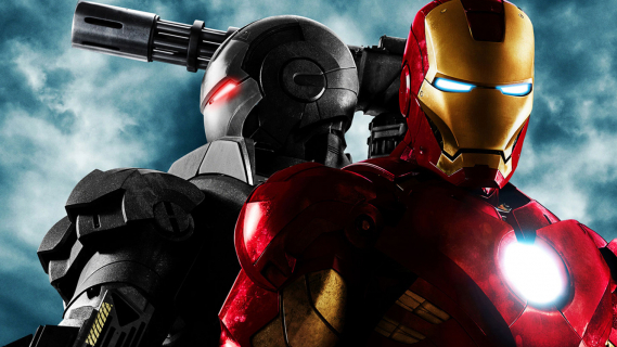 Iron Man 2 - jak powinien się skończyć film? Zabawne wideo od HISHE