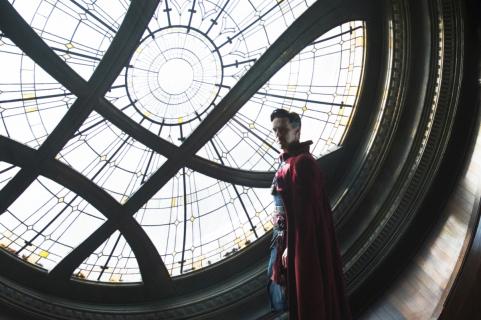 Data początku zdjęć do filmu The Current War z Benedictem Cumberbatchem