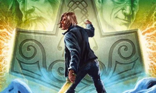 Magnus Chase powraca w książce Młot Thora Ricka Riordana