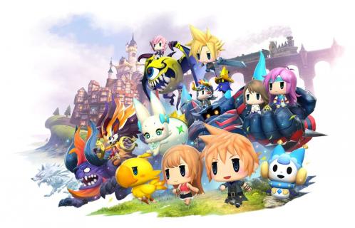 Przed premierą sprawdzimy grę World of Final Fantasy