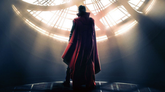 Co oznaczają sceny po napisach filmu Doktor Strange?