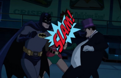 Batman: Return of the Caped Crusaders – William Shatner jako Dwie Twarze w sequelu