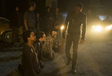 Telewizyjna Rada Rodziców krytykuje The Walking Dead. Poznaj powody