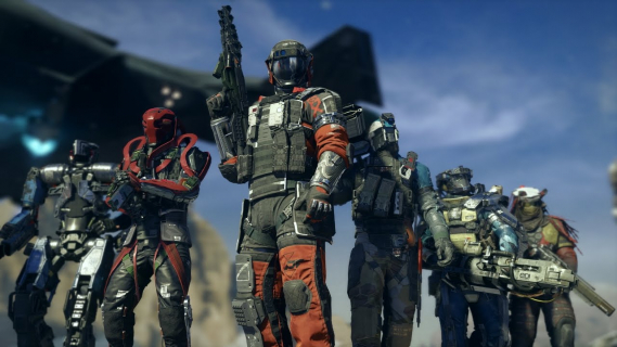 Darmowy weekend z Call of Duty: Infinite Warfare na PlayStation 4