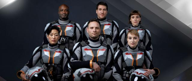 Mars: odcinek 2 – recenzja miniserialu