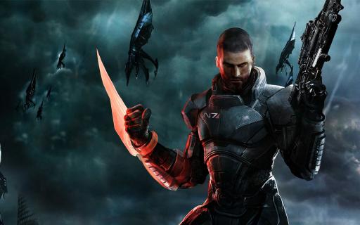 Mass Effect 2 i Mass Effect 3 już dostępne we wstecznej kompatybliności