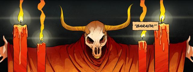 Nasz przyjaciel Szatan i inne zapowiedzi Timof Comics. Obejrzyj plansze