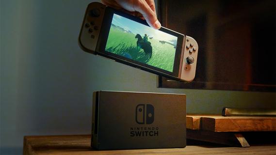 Nintendo Switch prawdopodobnie bez możliwości wymiany baterii