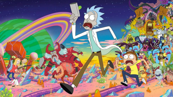 Rick i Morty od dzisiaj przybliżają tajniki nauki