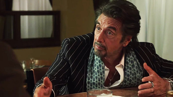 The Hunt – Al Pacino negocjuje rolę w serialu