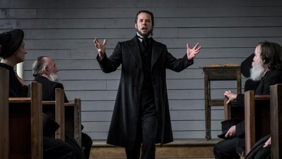Strzeż się fałszywych proroków w zwiastunie westernu Brimstone