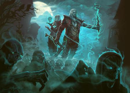 Nekromanci w Diablo III. Zobacz nowe zwiastuny