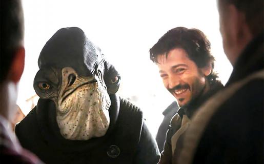 Star Wars - kiedy rozpoczną się zdjęcia do serialu o Cassianie Andorze?