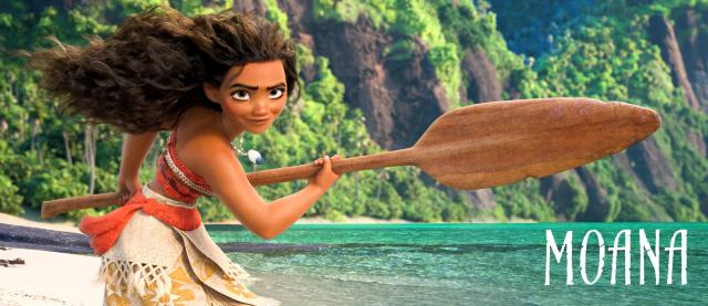 Box Office: Świetne otwarcie filmu Vaiana: Skarb oceanu