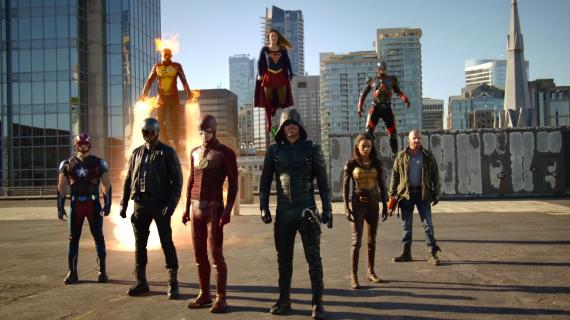 Legends of Tomorrow: sezon 2, odcinek 7 (crossover) – recenzja i podsumowanie