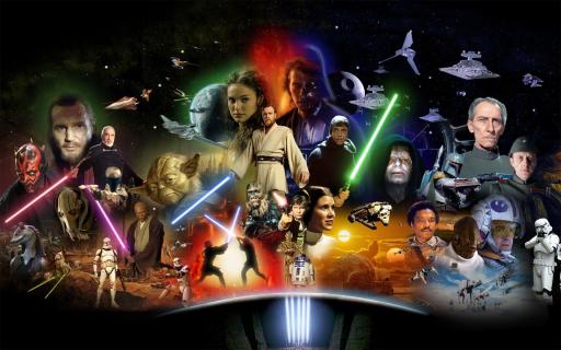 Serial Gwiezdne Wojny – 7 pomysłów