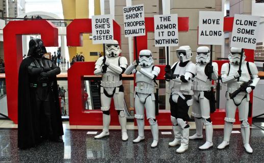 Rebelia z Gwiezdnych Wojen: bojownicy o wolność czy terroryści?