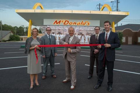 Michael Keaton jako twórca imperium McDonald's w polskim zwiastunie McImperium