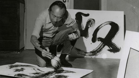 Tyrus Wong nie żyje. Jego prace były inspiracją dla Bambi