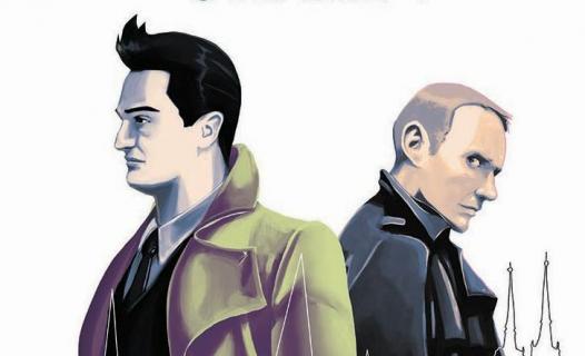 Obejrzyj plansze z komiksu Skarb autorstwa polskich twórców
