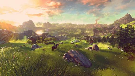 The Legend of Zelda: Breath of the Wild jednak z premierą w marcu?