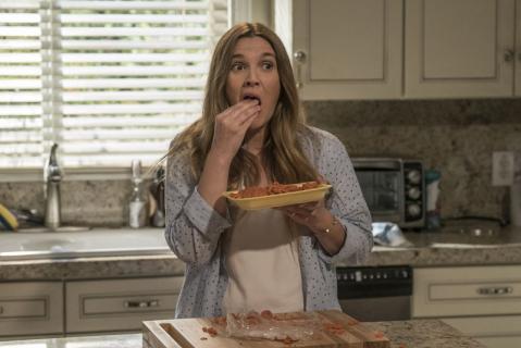 Drew Barrymore miała groźny wypadek na planie serialu Santa Clarita Diet