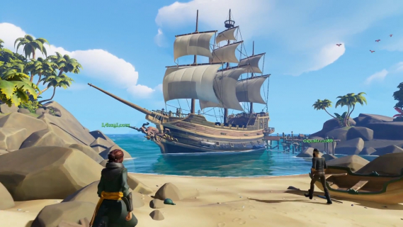 Sea of Thieves – recenzja gry