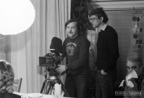 Nie żyje Witold Adamek, wybitny operator, autor zdjęć do Krótkiego filmu o miłości
