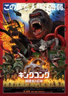 Spektakularny nowy zwiastun filmu Kong: Wyspa czaszki. Obejrzyj koniecznie