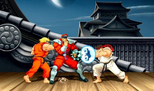 Ultra Street Fighter II na Nintendo Switch otrzyma…tryb pierwszoosobowy