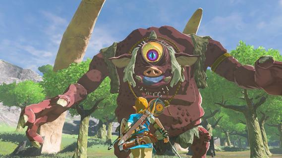 Pierwsze oceny The Legend of Zelda: Breath of the Wild zwiastują hit