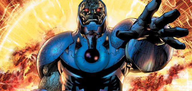 Liga Sprawiedliwości - Darkseid na nowym zdjęciu. Zack Snyder pokazuje grafikę