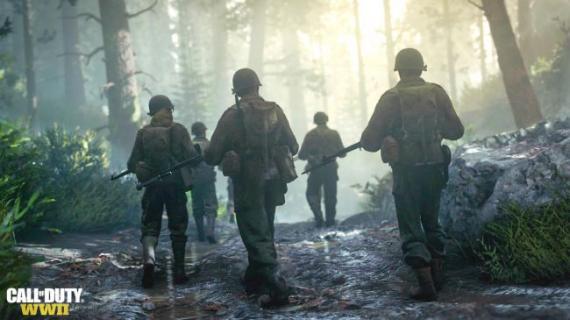 Call of Duty: WW II może pojawić się na konsoli Nintendo Switch