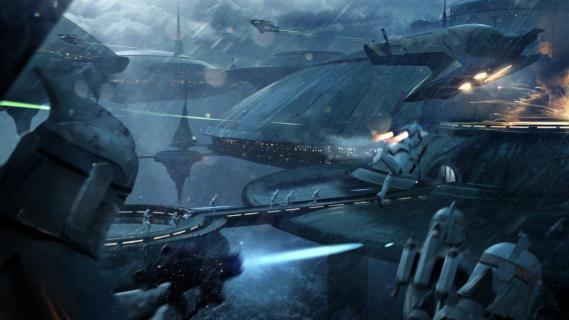 Imperator Palpatine w nowym fragmencie gry Star Wars Battlefront II