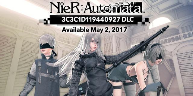 NieR: Automata z dodatkiem już w maju