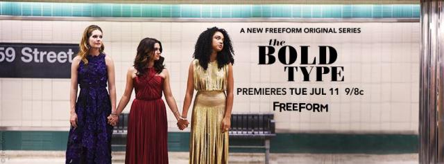 Będzie 2. i 3. sezon The Bold Type. Zmiana za kulisami