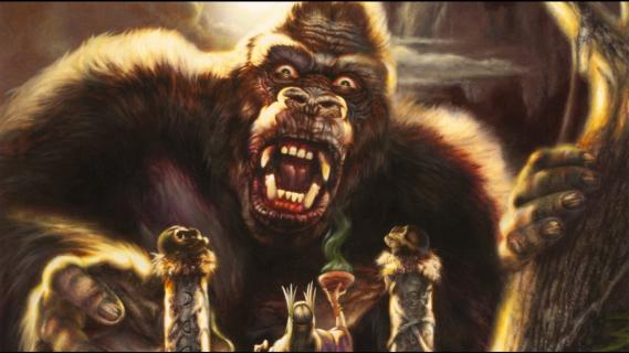 Będzie serial o King Kongu. Poznajcie szczegóły