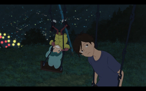 Lu Over The Wall – zwiastun filmu anime