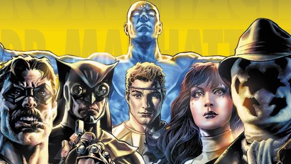 DC szarżuje: mówi się o stworzeniu animacji Watchmen z kategorią R
