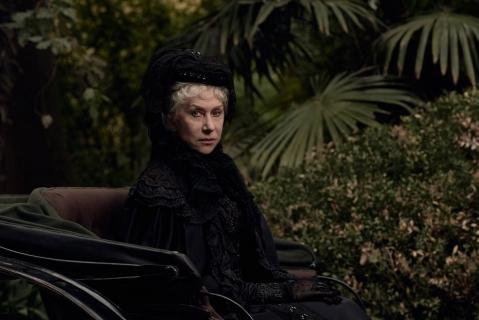 Helen Mirren buduje nawiedzony dom. Nowy zwiastun filmu Winchester: Dom duchów