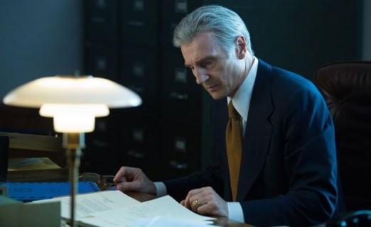 Liam Neeson w nowym klipie z filmu The Silent Man