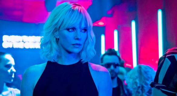 Gwiazda Atomic Blonde potwierdza prace nad sequelem filmu